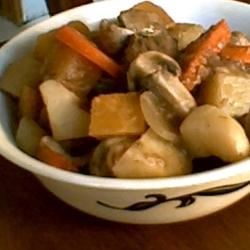 Big Bear Stew Recipe