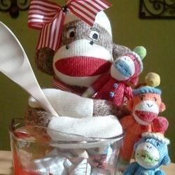 Sock Monkey Mommy!