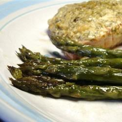 Parchment Salmon Packages with Asparagus Recipe