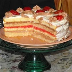 Genoise Recipe
