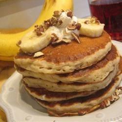 Photo of Banana Nut Pancakes by Diane  Hixon