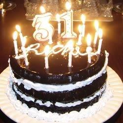 Richie's Birthday Cake