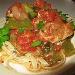 Photo of Chicken Cacciatore Delight by Carole