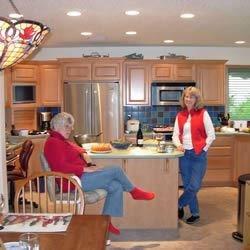 Friends in My Kitchen