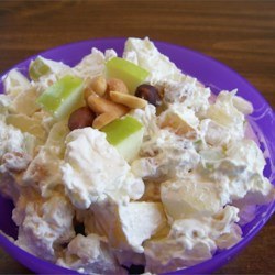 Affy Tapple Salad Recipe