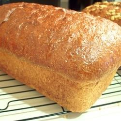Jan's Wheat-N-Honey Sandwich Bread