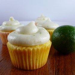 Lemon-Lime Cupcakes Recipe