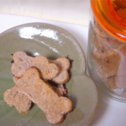 Dog Biscuits II Recipe