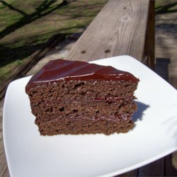 Wellesley Fudge Cake II Recipe