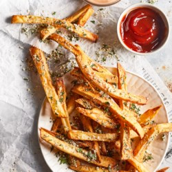 Air-Fryer Fries