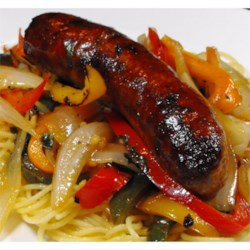 Italian Sausage, Peppers, and Onions Recipe