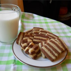 CheckerBoard Cookies II Recipe