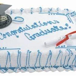 Graduation Cake Recipe