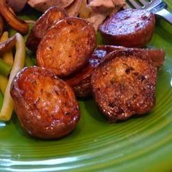 Roasted New Potatoes