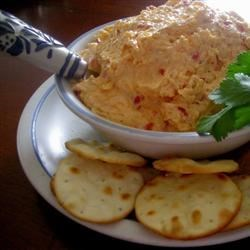 Party Pimento Cheese Spread Recipe