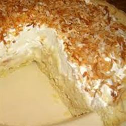 Truly Coconutty Cream Pie |
