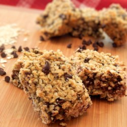 oatmeal chia hemp chocolate chip vegan bars printer friendly