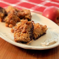 salted cashew and caramel apple magic cookie bars printer