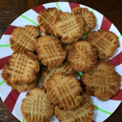 low carb almond cinnamon butter cookies printer friendly
