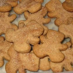 Swedish Cookies (Brunscrackers)