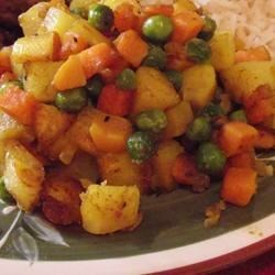 Photo of Indian Carrots, Peas and Potatoes by MTORRES3