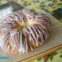 Italian Easter Bread (Anise Flavored) Recipe