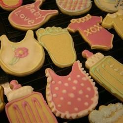 Soft Sugar Cookies II Recipe