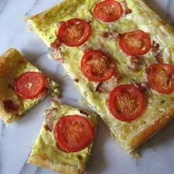English Quiche Lorraine Recipe