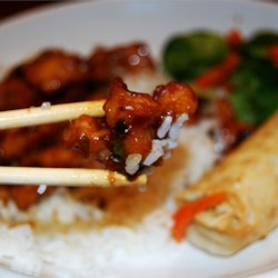 Joe's General Tso's Chicken Recipe