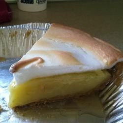 Key Lime Pie VI Recipe