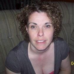 Momma's new curls lol