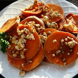 Sweet Potatoes With Feta Cheese Recipe