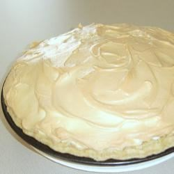 Bev's Chocolate Pie
