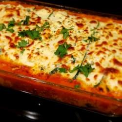 No-Noodle Zucchini Lasagna