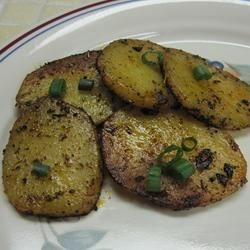 Spiced Up Potatoes Recipe