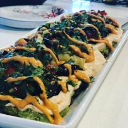 vegan loaded nachos printer friendly
