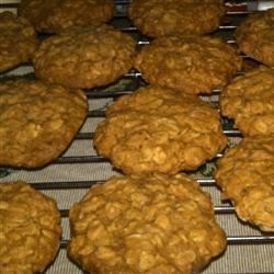 Vanishing Oatmeal Cookies Recipe