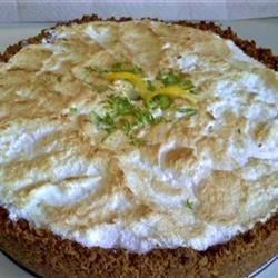 Orangime Pie