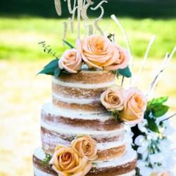 white almond wedding cake printer friendly