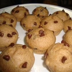 Photo of Peanut Butter Mini Muffins by Connie  Barz