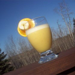 Orange Cream Drink Recipe