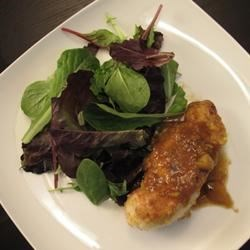 Mango Chicken Piccata Recipe