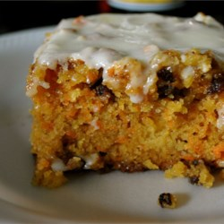Carrot Cake XI Recipe