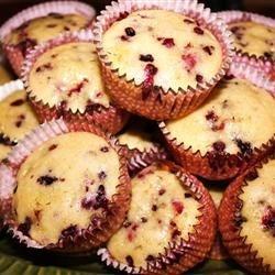 Huckleberry Muffins |