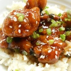 Deep Fried Main Dishes: General Tsao's Chicken II