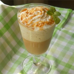 Frozen Caramel Latte Recipe