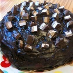 Caramel Nougat Cake II Recipe