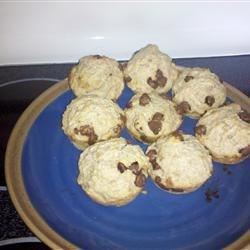 Chocolate Chip Sourdough Muffins Recipe