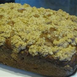 Apple Pumpkin Bread instead of muffins