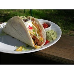 Double Decker Tacos Recipe